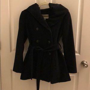 Banana Republic hooded winter coat /jacket